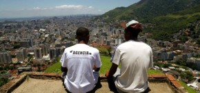 Rio's favela young people turn to entrepreneurship ahead of the Olympic Games