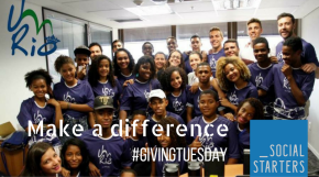 Giving Tuesday: My Top 3 Ways To Give Back